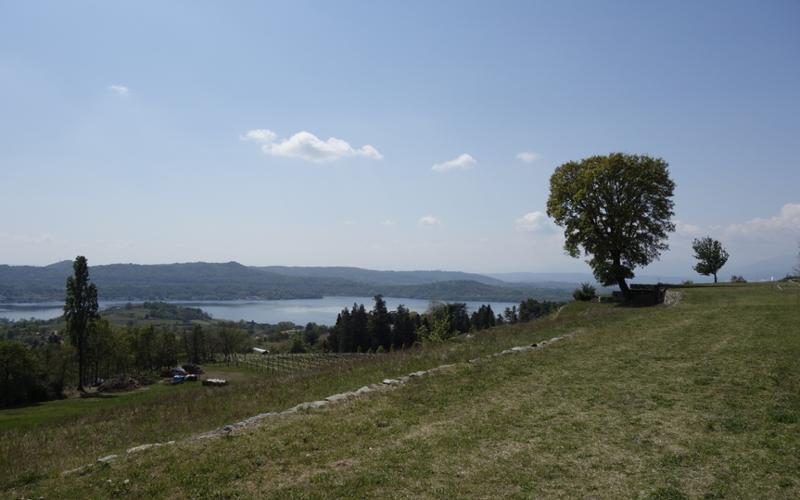 Roppolo e lago di Bertignano – itinerario del buon cammino